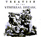 Venereal Disease Treatment Button